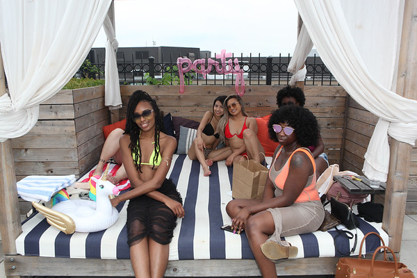 Pool Party, July 15
