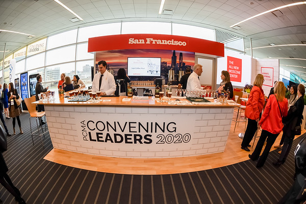 2019 San Francisco Travel Client Events at PCMA CL
