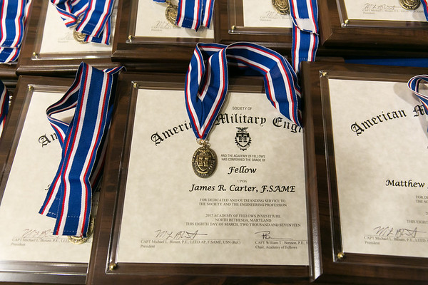 Academy of Fellows 2017 Golden Eagle Awards