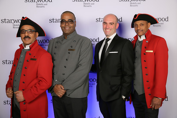 Starwood 2016 Academy Awards Step and Repeat