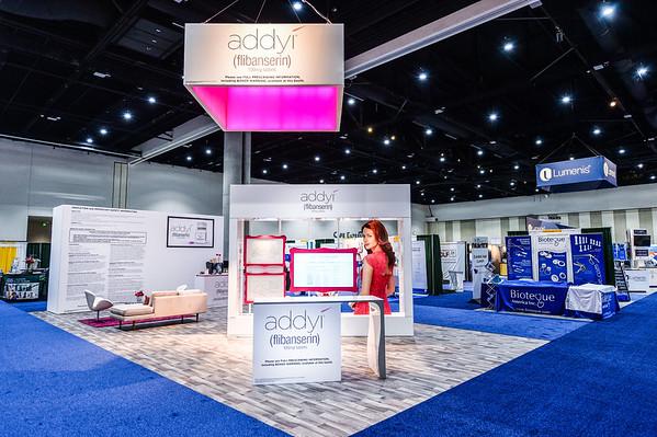 Valeant Women's Health / Addyi at ACOG 2017