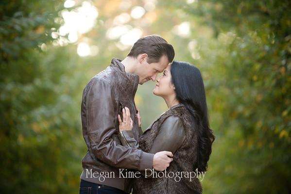 Anjali and Moritz engagement