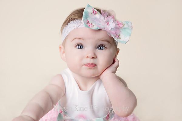 Aubry 6 months