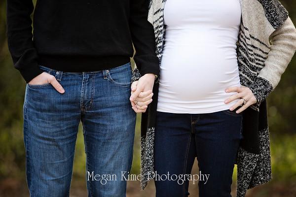 Lara and Kevin maternity