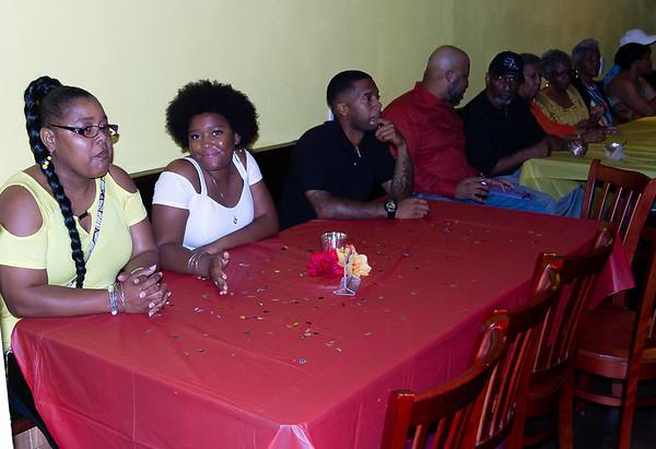Valencia, Pamela and Dee Birthday Party