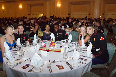 Marines Birthday Ball