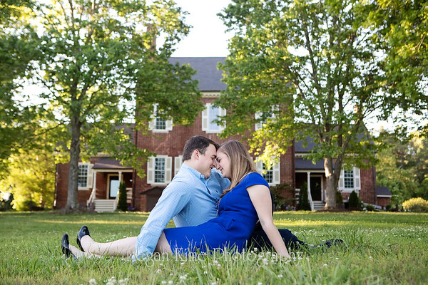 Sarah and Daniel engagement