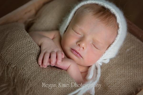 Simon Newborn Portraits