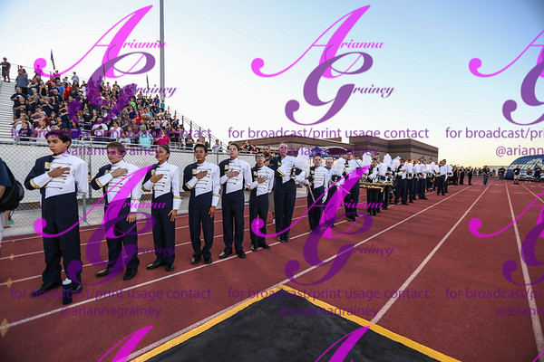 Casteel Marching Band