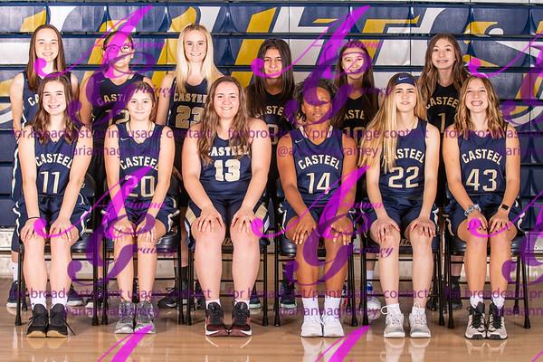 Casteel Women's Basketball