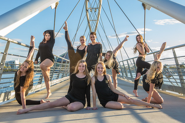 Red Mountain Dance Team 2017 Spring