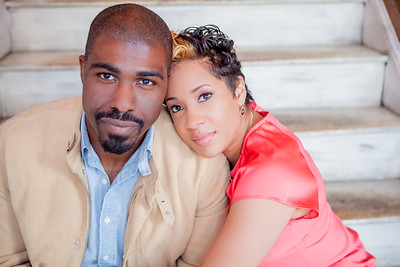 Ebony + Derrick