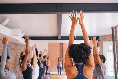 Dupont Yoga | Alex Elle | Wandering Wellness