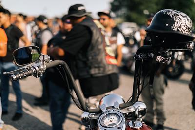 Latino Riders Bike Wash 2017