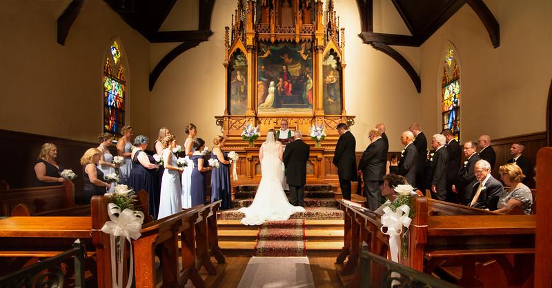 Millholland ceremony