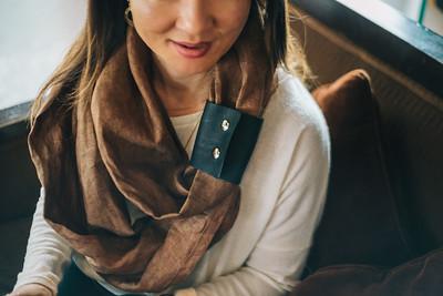 Handmade Women's Scarves
