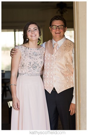 Aly's LDS prom