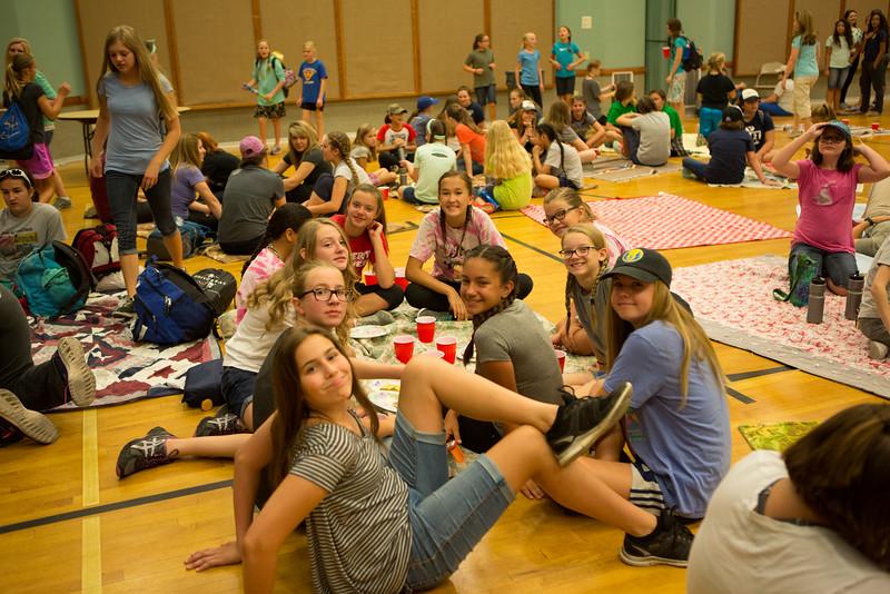 Girls Camp 16