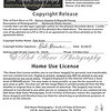 2017 001a Deb Howe Photography  Copyright Release Home Use License