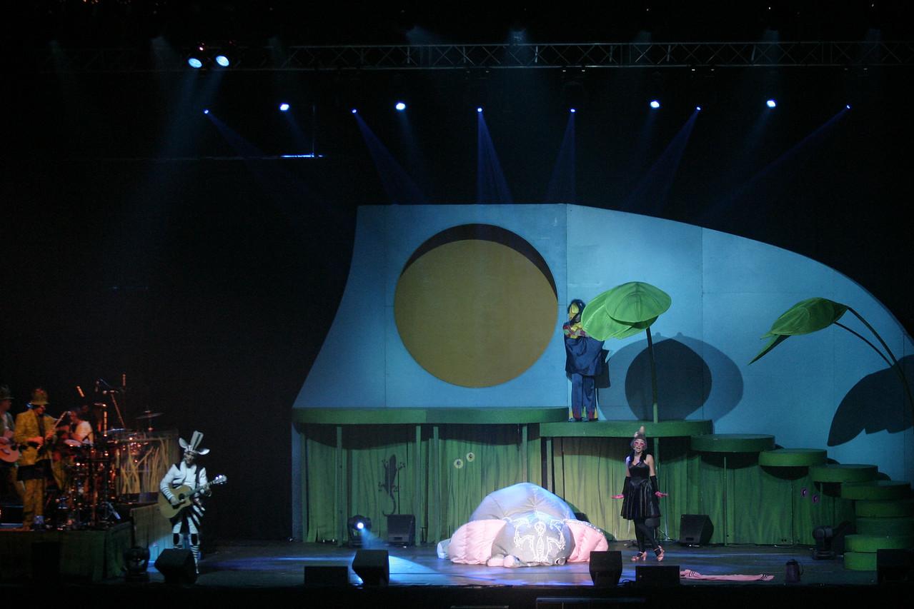© Arnaud Legue - Sol en Cirque 2007 - Rennes
