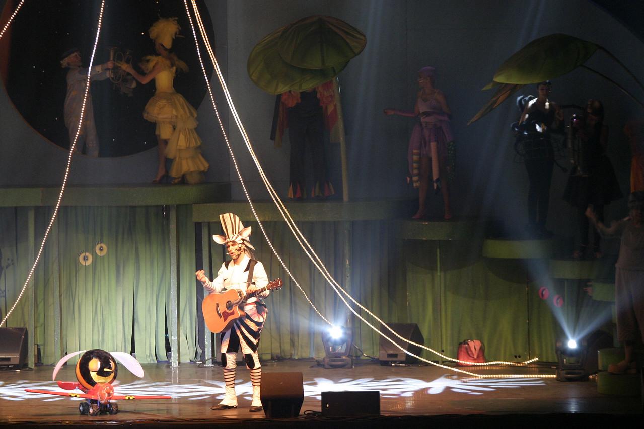 © Arnaud LeguŽ - Sol en Cirque 2007 - Rennes