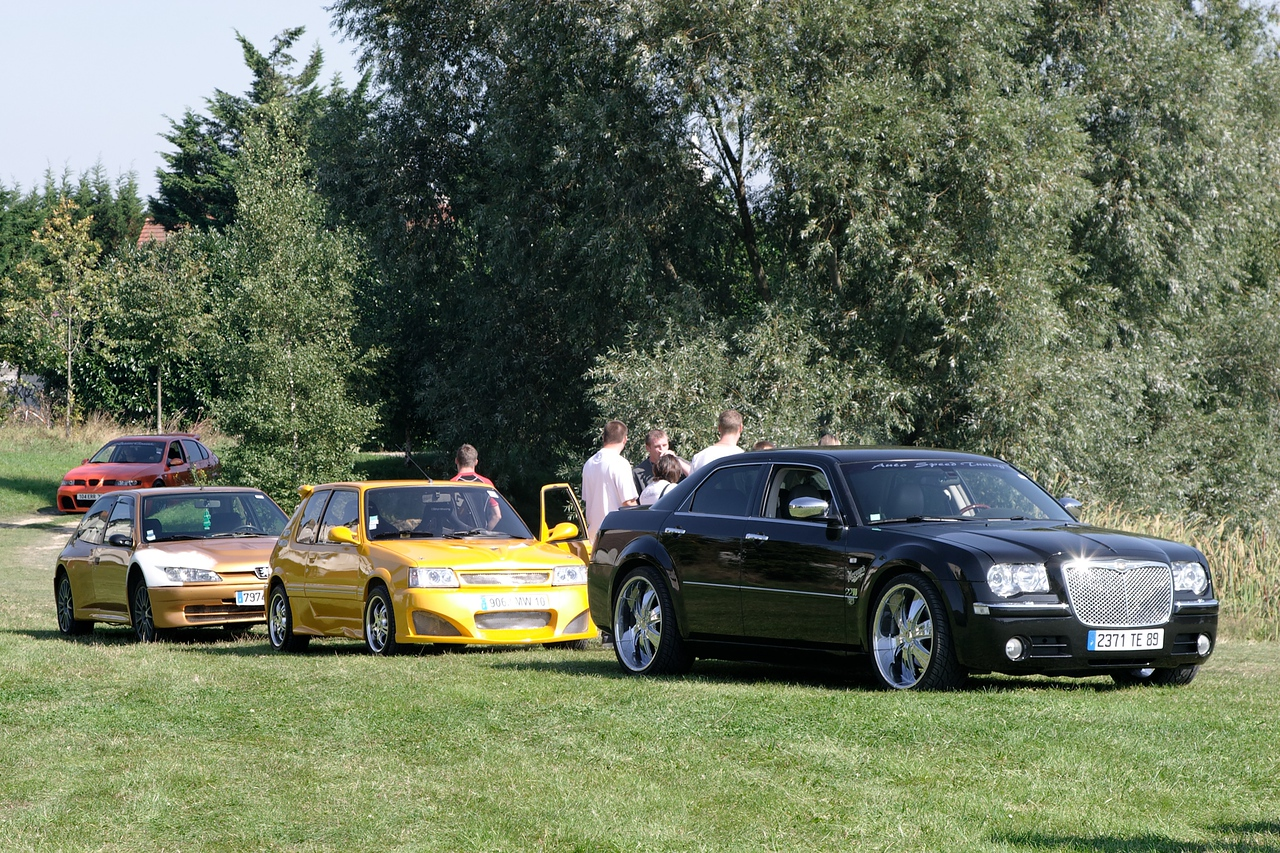 Meeting Squale Tuning Club 2008