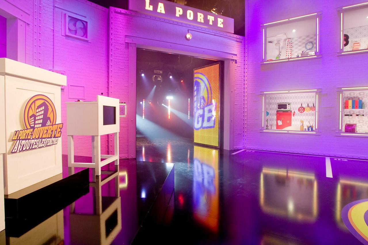 Studio 102 - La Porte ouverte à toutes les fenêtres