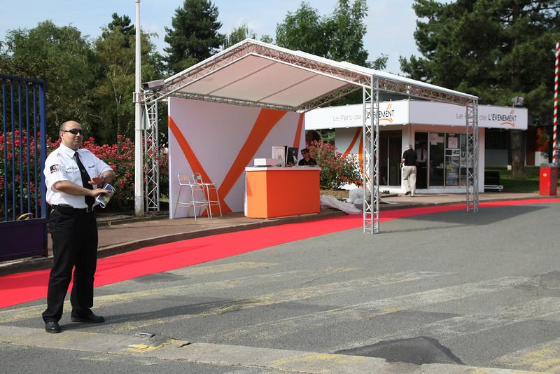 2010 - LE  PARC DE L'EVENEMENT - JPO