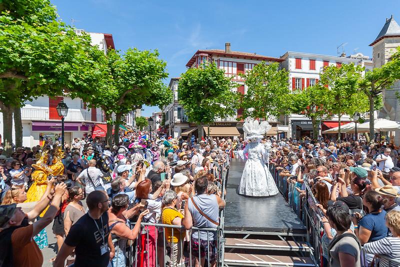 5e édition des Féeries vénitiennes à Saint-Jean-de-Luz