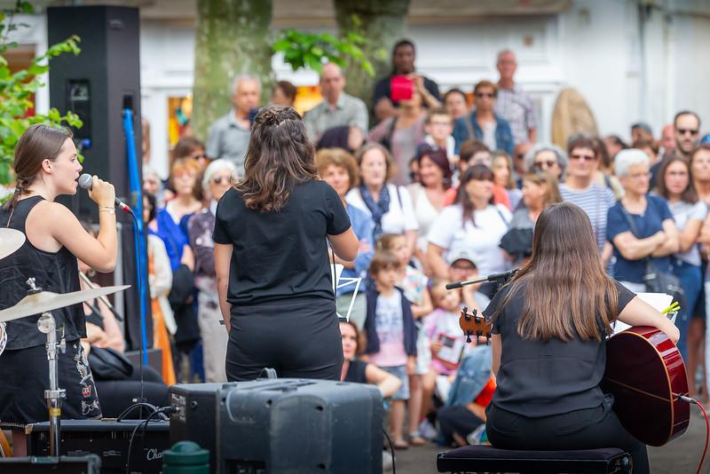 Fête de la Musique à Saint-Jean-de-Luz. Place Louis XIV; Place du collège; Parvis des Halles.