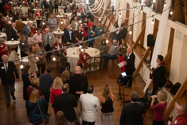 20191202 Wake Forest Health Holiday Provider Event 027Ed