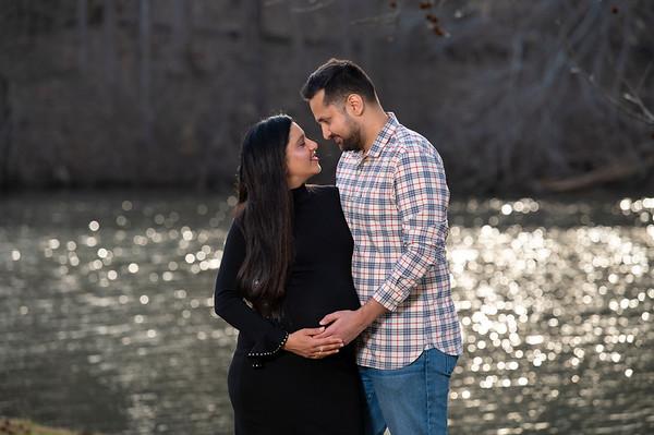20210311 Raman and Amrit Maternity 046Ed