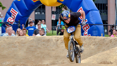 Red Bull Berm Burner