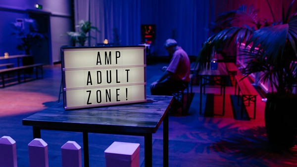 Amp Christmas party 2017