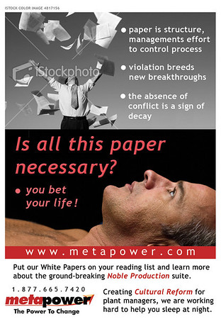 MetaPower - WP3 Is All This Paper Necessary?