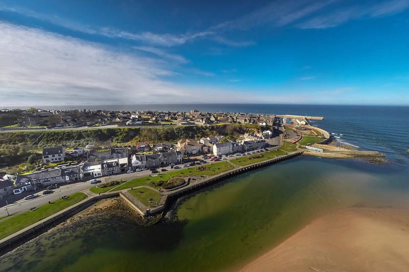 Lossiemouth Sea Front