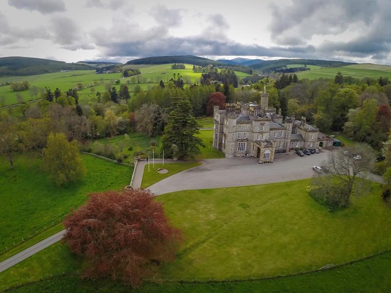 Drumuir Castle