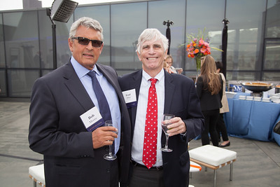 Allen Matkins 19 Anniversary Client Reception at the San Francisco Exploratorium at Pier 15.