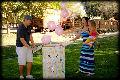 Anna & Mike-Gender reveal