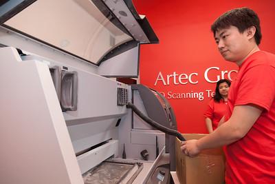 Artec Show Room Opening in Palo Alto Feb. 10, 2014