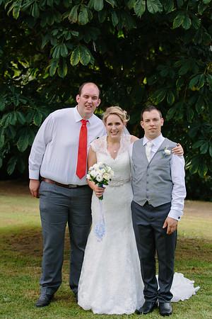 Ash & Rob @ Murrayfield, Cafe & Wedding venue
