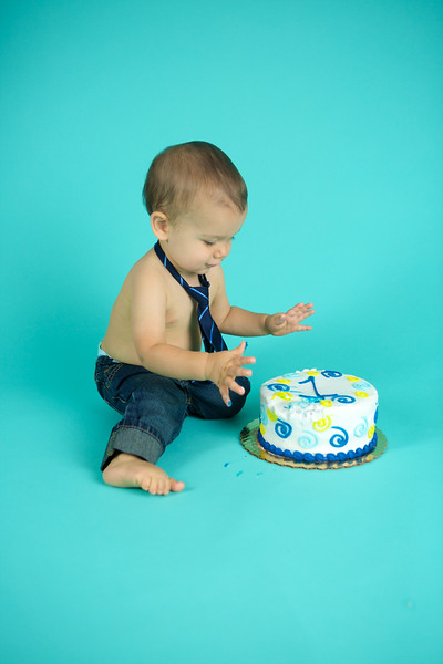 Asher One Year 071