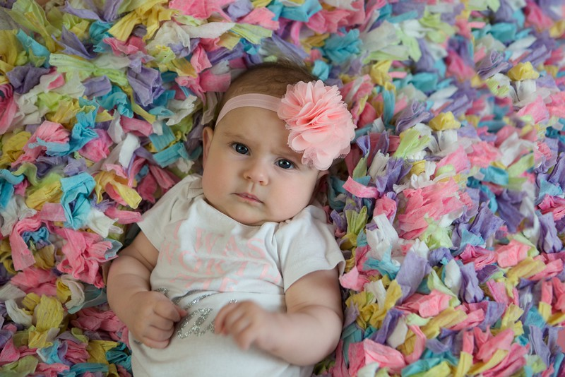 Charlotte 3 Months F2 Photography 005