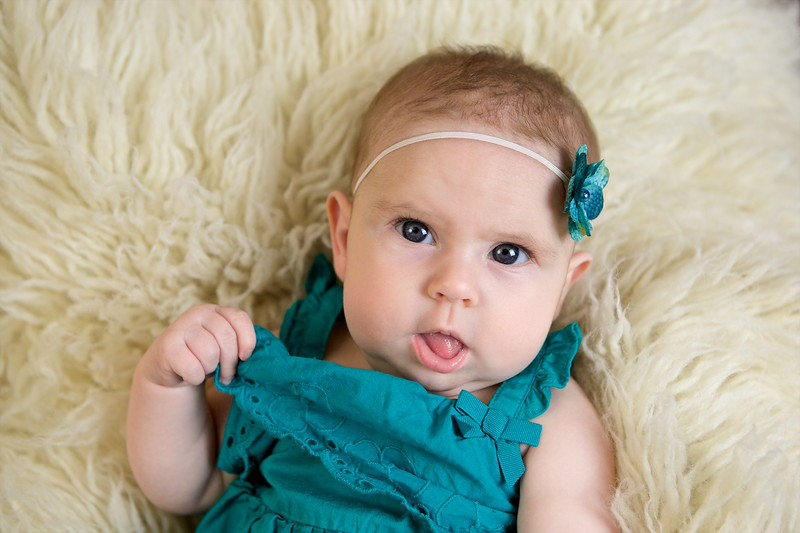Charlotte 3 Months F2 Photography 017
