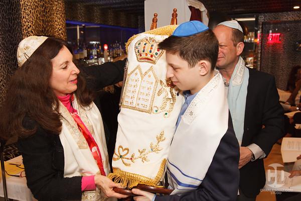 Bar Mitzvah of Spencer Rosen
