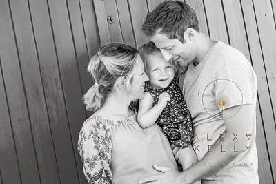 Bekki & family