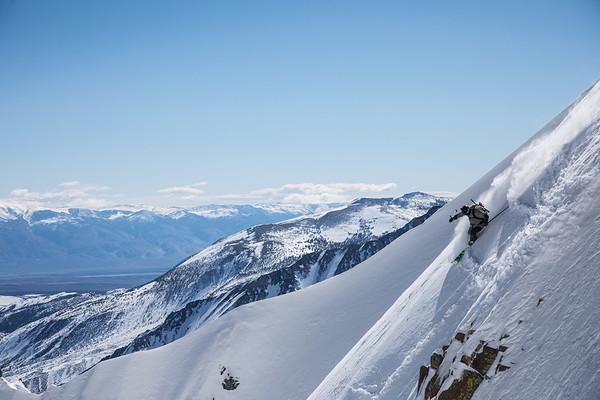 Bernard Rosow - Mount Morrison