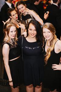 Victoria University - (Boulcott Hall) Black & Gold Formal