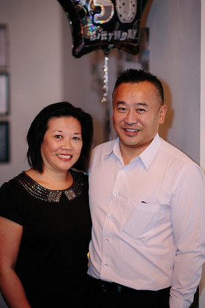 Brian Yee - 50th Birthday Party (Foxglove Bar & Kitchen)