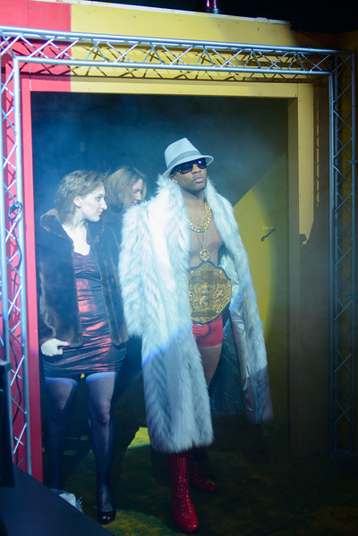 The Elaborate Entrance of Chad Deity